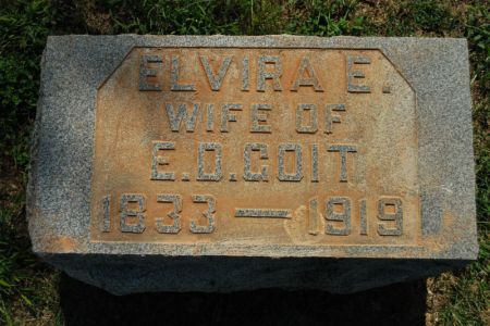 GOIT, ELVIRA E. - Hamilton County, Iowa | ELVIRA E. GOIT