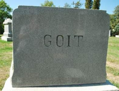 GOIT, FAMILY STONE - Hamilton County, Iowa | FAMILY STONE GOIT