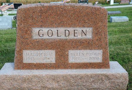 FOSTER GOLDEN, HELEN - Hamilton County, Iowa | HELEN FOSTER GOLDEN