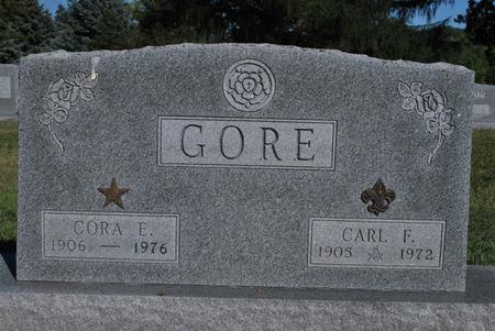 GORE, CARL F. - Hamilton County, Iowa | CARL F. GORE