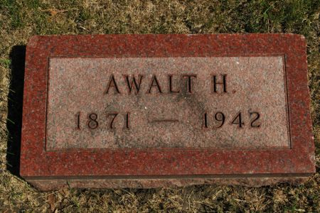 GRAFFUNDER, AWALT H. - Hamilton County, Iowa | AWALT H. GRAFFUNDER