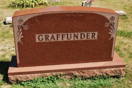 GRAFFUNDER, FAMILY STONE - Hamilton County, Iowa   FAMILY STONE GRAFFUNDER