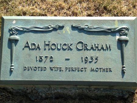 HOUCK GRAHAM, ADA - Hamilton County, Iowa   ADA HOUCK GRAHAM