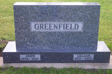 GREENFIELD, JOHN - Hamilton County, Iowa | JOHN GREENFIELD