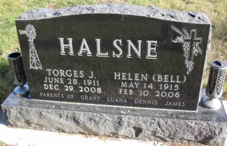 HALSNE, HELEN - Hamilton County, Iowa | HELEN HALSNE