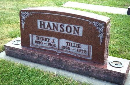 HANSON, HENRY - Hamilton County, Iowa | HENRY HANSON