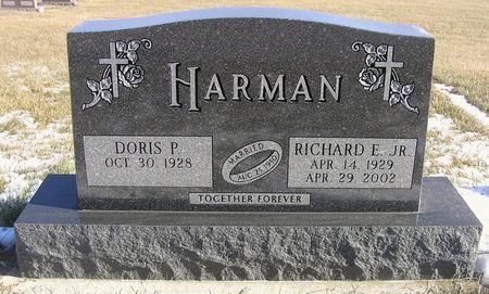 HARMAN, RICHARD E. - Hamilton County, Iowa   RICHARD E. HARMAN