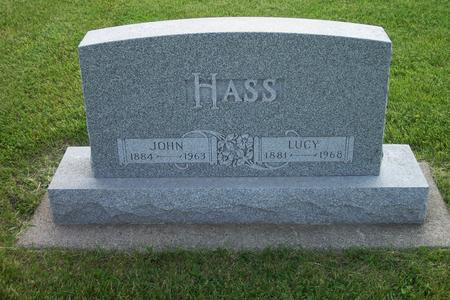 HASS, LUCY - Hamilton County, Iowa | LUCY HASS