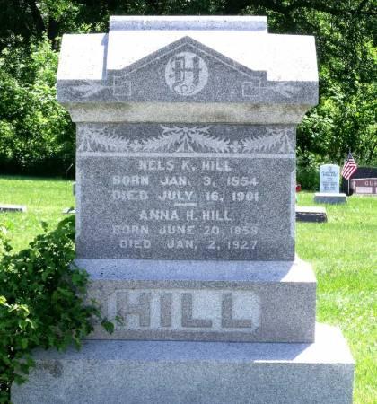HILL, NELS K. - Hamilton County, Iowa | NELS K. HILL