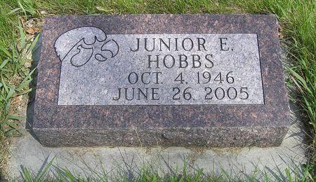HOBBS, JUNIOR E. - Hamilton County, Iowa | JUNIOR E. HOBBS