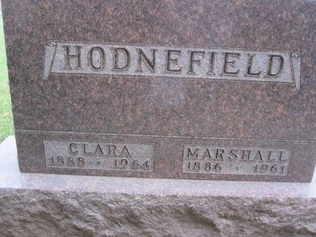 HODNEFIELD, CLARA - Hamilton County, Iowa | CLARA HODNEFIELD
