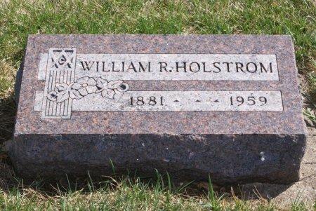 HOLSTROM, WILLIAM R. - Hamilton County, Iowa | WILLIAM R. HOLSTROM