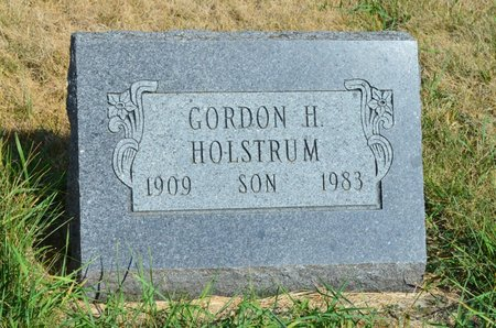 HOLSTRUM, GORDON H. - Hamilton County, Iowa | GORDON H. HOLSTRUM