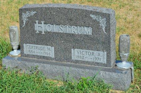 SWEDLUND HOLSTRUM, GERTRUDE M. - Hamilton County, Iowa | GERTRUDE M. SWEDLUND HOLSTRUM
