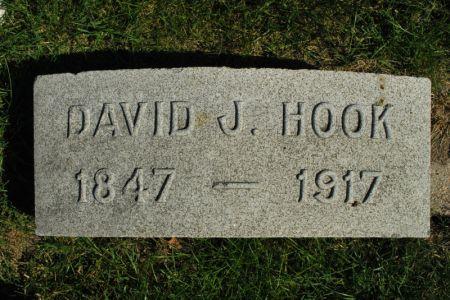 HOOK, DAVID J. - Hamilton County, Iowa | DAVID J. HOOK