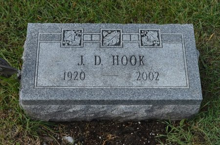 HOOK, J. D. - Hamilton County, Iowa | J. D. HOOK