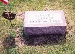 HOOVER, ALFRED ELLSWORTH - Hamilton County, Iowa   ALFRED ELLSWORTH HOOVER