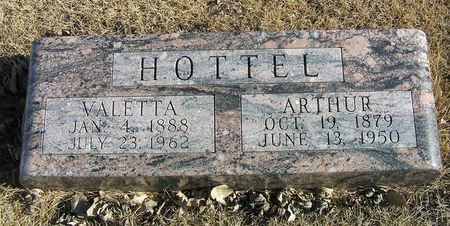 HOTTEL, VALETTA - Hamilton County, Iowa | VALETTA HOTTEL