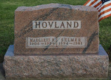 HOVLAND, SELMER - Hamilton County, Iowa | SELMER HOVLAND