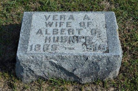 HUBNER, VERA A. - Hamilton County, Iowa | VERA A. HUBNER