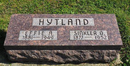 HYTLAND, SINKLER O. - Hamilton County, Iowa | SINKLER O. HYTLAND