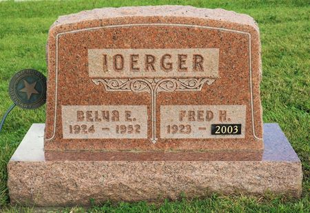 IOERGER, FRED H. - Hamilton County, Iowa | FRED H. IOERGER