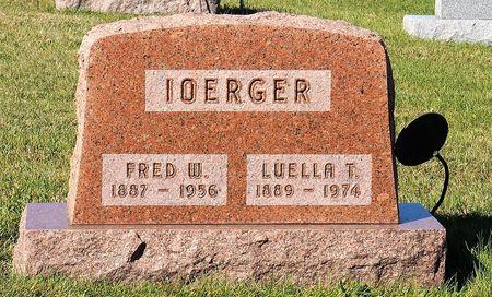 IOERGER, FRED W. - Hamilton County, Iowa | FRED W. IOERGER