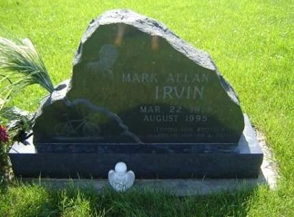 IRVIN, MARK ALLAN - Hamilton County, Iowa | MARK ALLAN IRVIN