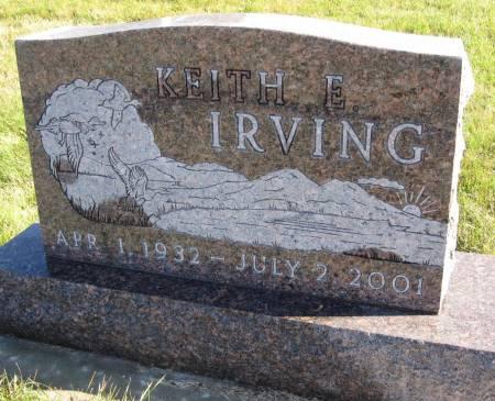 IRVING, KEITH E. - Hamilton County, Iowa | KEITH E. IRVING