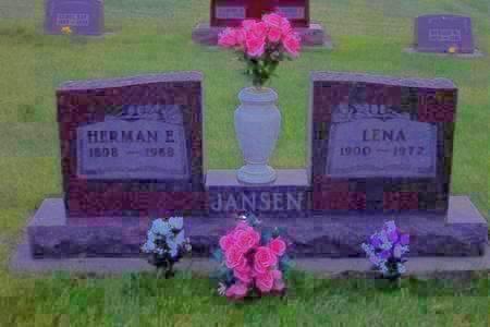 JANSEN, HERMAN E. - Hamilton County, Iowa | HERMAN E. JANSEN