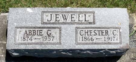 JEWELL, ABBIE G. - Hamilton County, Iowa   ABBIE G. JEWELL