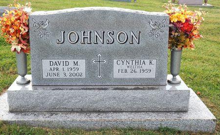 JOHNSON, DAVID M. - Hamilton County, Iowa | DAVID M. JOHNSON