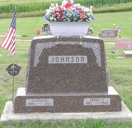 JOHNSON, FRANK P. - Hamilton County, Iowa | FRANK P. JOHNSON