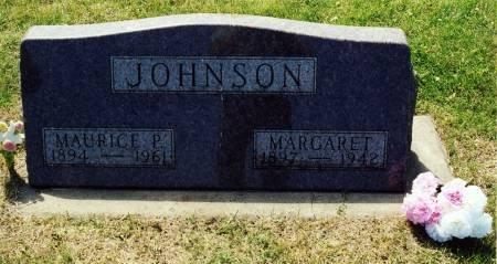BARKEMA JOHNSON, MARGARET - Hamilton County, Iowa | MARGARET BARKEMA JOHNSON
