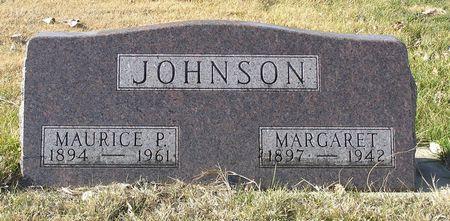 JOHNSON, MAURICE P. - Hamilton County, Iowa | MAURICE P. JOHNSON