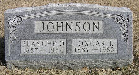 JOHNSON, OSCAR I. - Hamilton County, Iowa | OSCAR I. JOHNSON