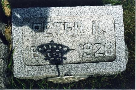 JOHNSON, PETER N. - Hamilton County, Iowa   PETER N. JOHNSON