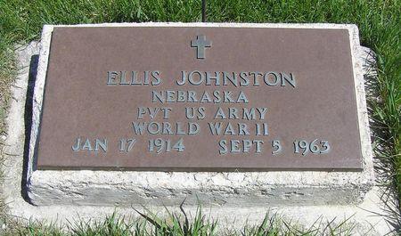 JOHNSTON, ELLIS - Hamilton County, Iowa | ELLIS JOHNSTON