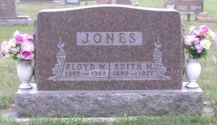 JONES, FLOYD W. - Hamilton County, Iowa | FLOYD W. JONES