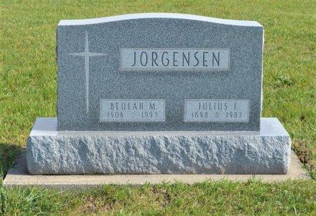 JORGENSEN, JULIUS J. - Hamilton County, Iowa | JULIUS J. JORGENSEN