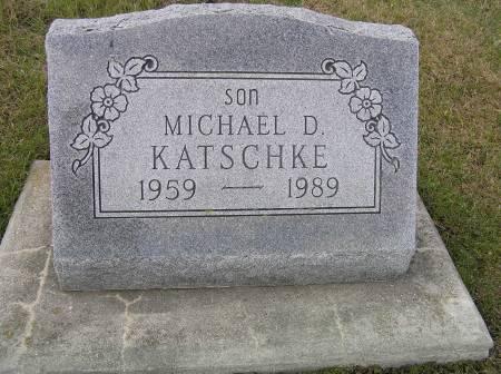 KATSCHKE, MICHAEL D. - Hamilton County, Iowa   MICHAEL D. KATSCHKE