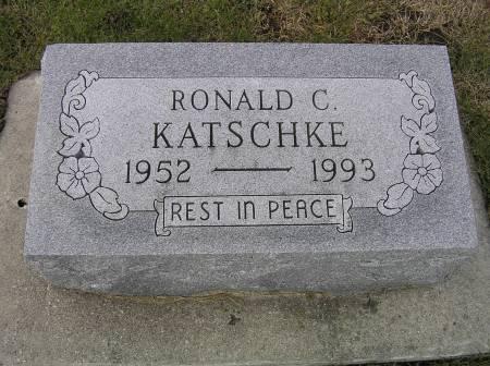 KATSCHKE, RONALD C. - Hamilton County, Iowa   RONALD C. KATSCHKE