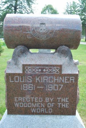 KIRCHNER, LOUIS - Hamilton County, Iowa   LOUIS KIRCHNER