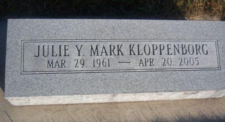 MARK KLOPPENBORG, JULIE Y. - Hamilton County, Iowa | JULIE Y. MARK KLOPPENBORG