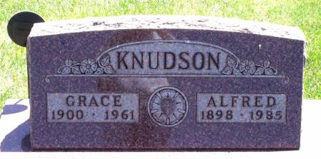 KNUDSON, ALFRED - Hamilton County, Iowa | ALFRED KNUDSON