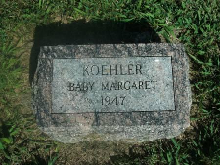 KOEHLER, MARGARET - Hamilton County, Iowa | MARGARET KOEHLER