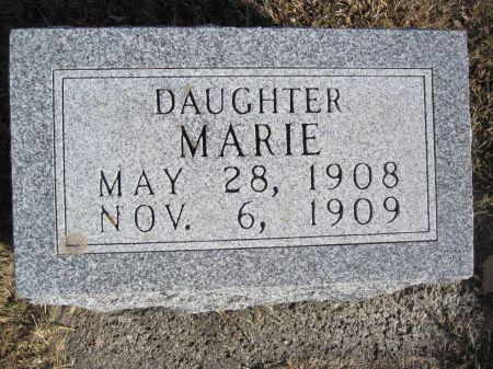 KOEHLER, MARIE - Hamilton County, Iowa | MARIE KOEHLER