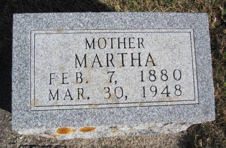 KOEHLER, MARTHA - Hamilton County, Iowa   MARTHA KOEHLER
