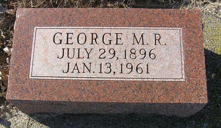 KOLLING, GEORGE M. R. - Hamilton County, Iowa   GEORGE M. R. KOLLING