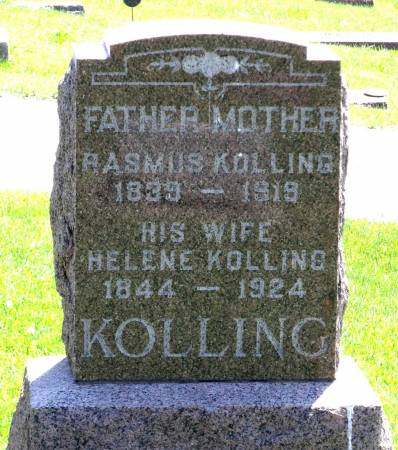 KOLLING, HELENE - Hamilton County, Iowa   HELENE KOLLING